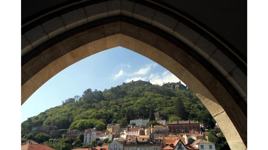 """""""Vue sur Sintra ..."""""""
