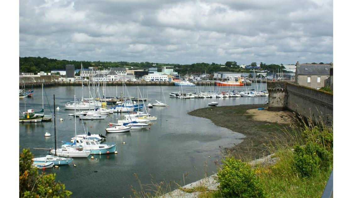Concarneau, Port de pêche