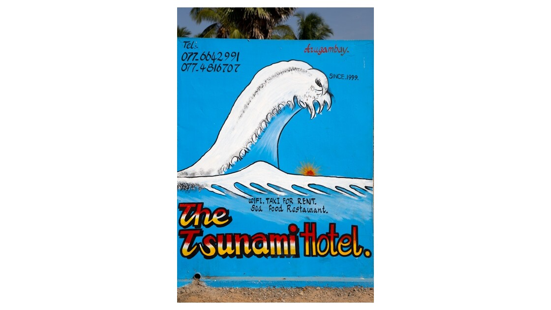 Le Tsunami hotel a  Arugambay