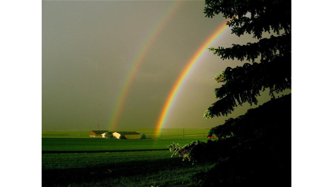 0164 Somewhere over the rainbow ...
