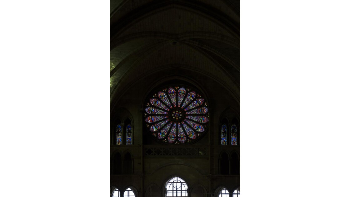 Reims, Basilique Saint-Denis