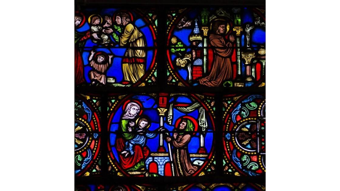 Reims, Basilique Saint-Denis 3