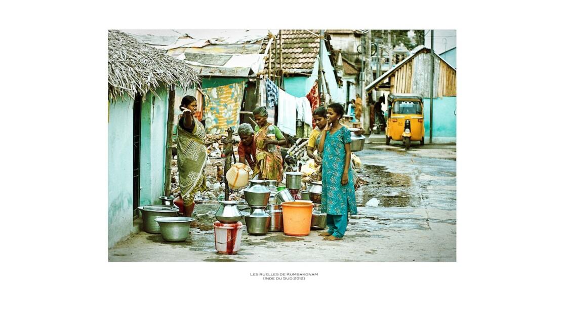Vie dans le Tamil Nadu
