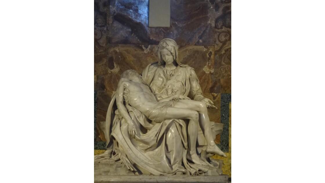 Vatican, la Pieta.JPG