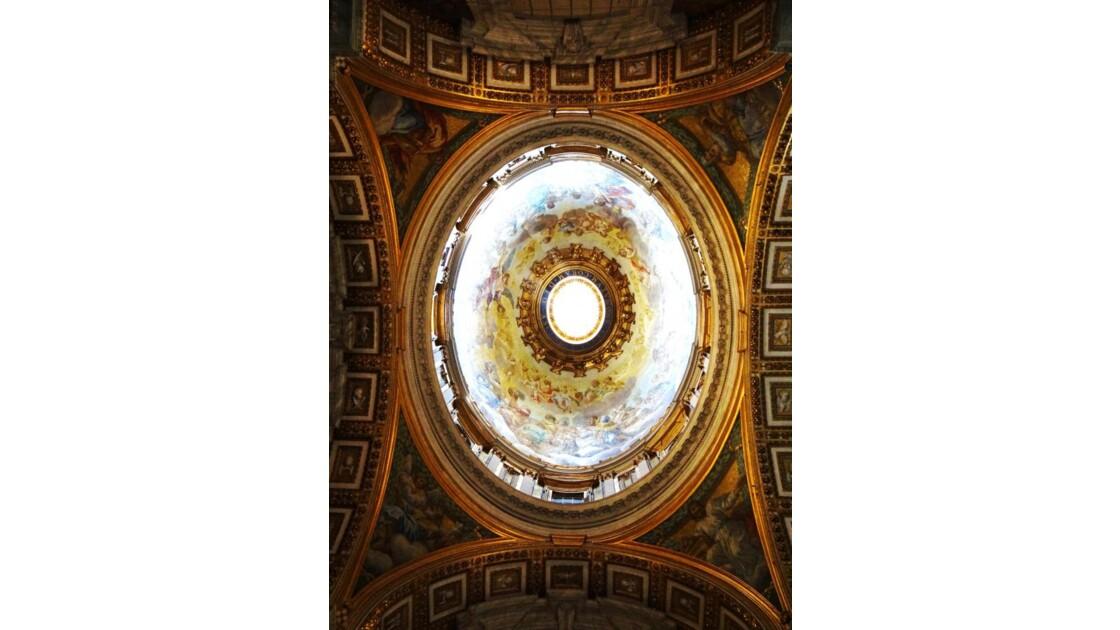 Vatican, basilique St Pierre.JPG