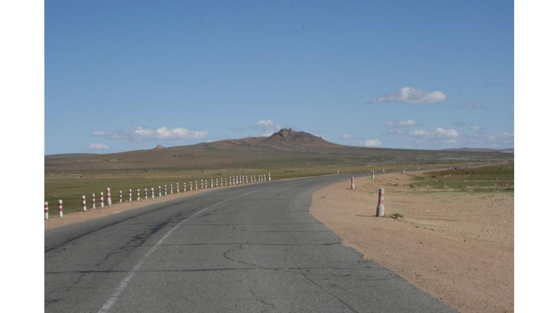 grands espaces mongolie