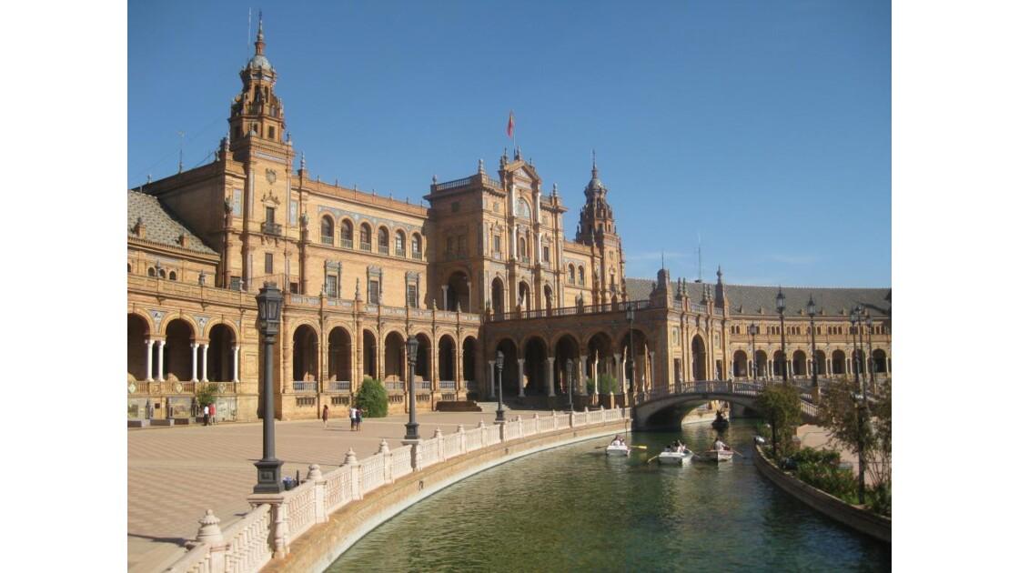 Plaza de España-Séville