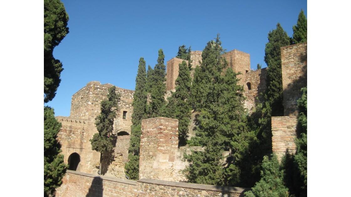 Alcazaba de Máalaga