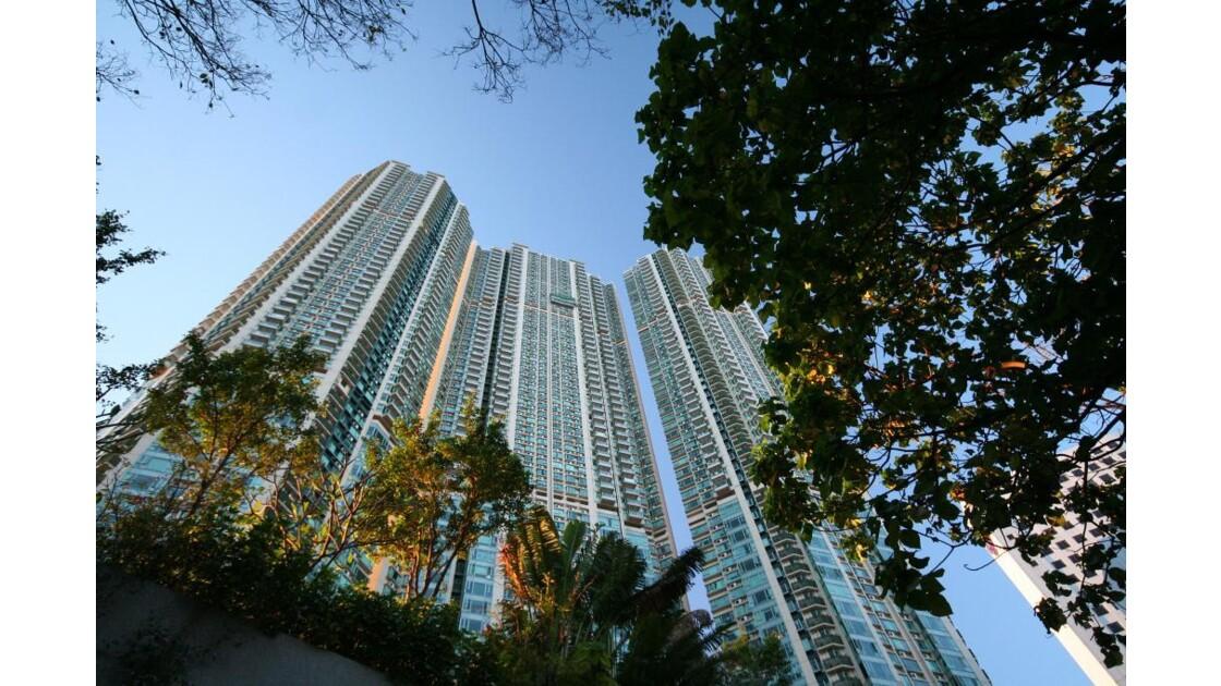 Tours résidentielles à Kowloon