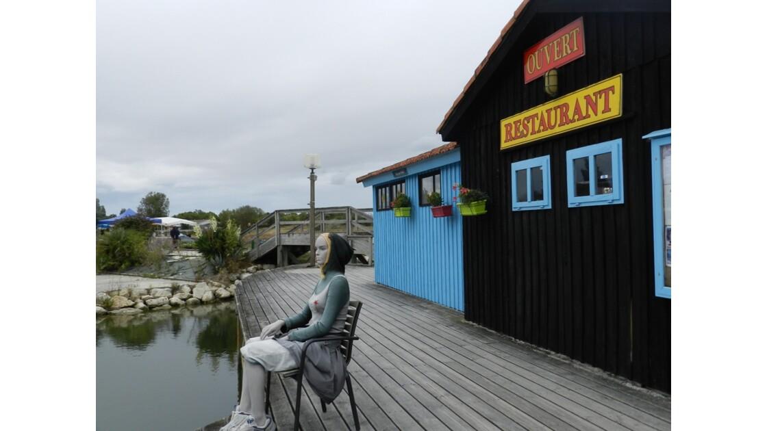 Port des Salines, Grand Village Plage