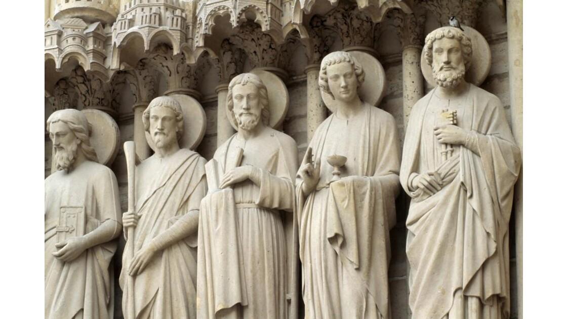 Cathédrale Notre Dame Paris