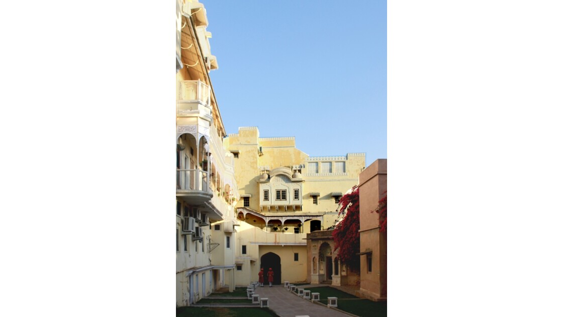 Castle hôtel de Mandawa -4