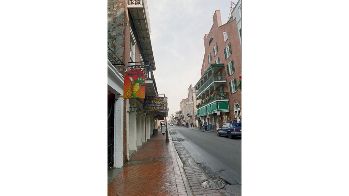 New Orleans French Quarter Bourbon St 4