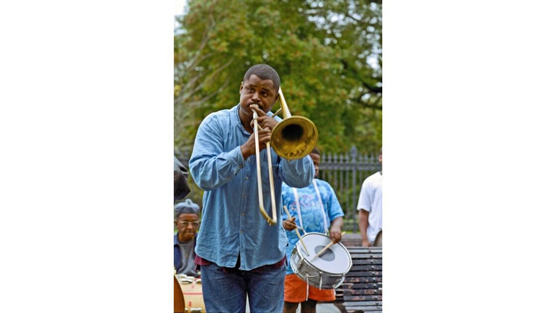 New Orleans Jackson Square 3