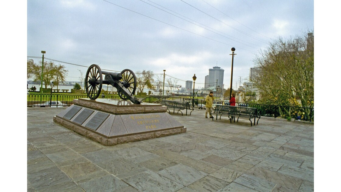 New Orleans Washington Artillery Park 2