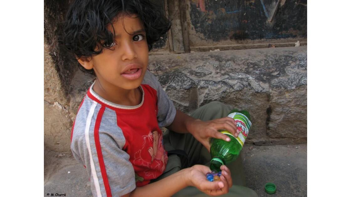 sana'a capitale yéménite