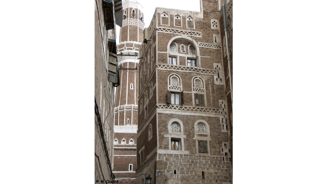 Sanaa capitale yéménite