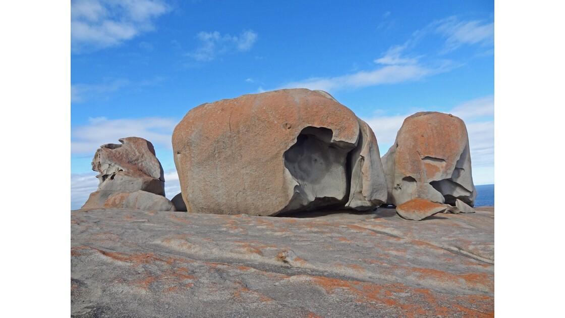 Kangaroo Island - Remarkables Rocks 5