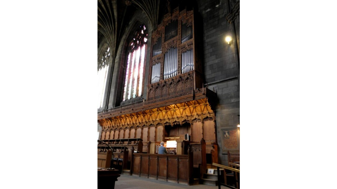 Paisley Cathedrale Ecosse