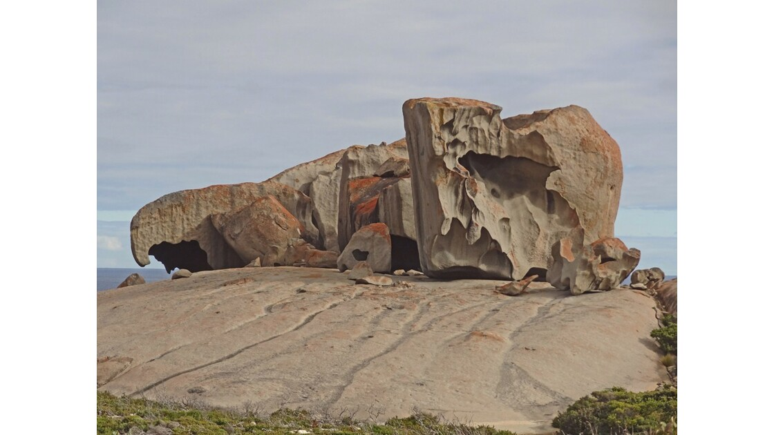 Kangaroo Island - Remarkables Rocks 4