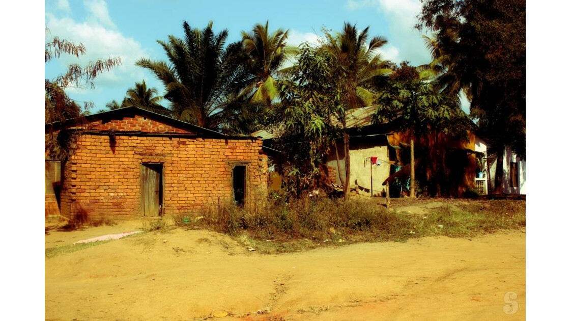 Maison Udzungwua