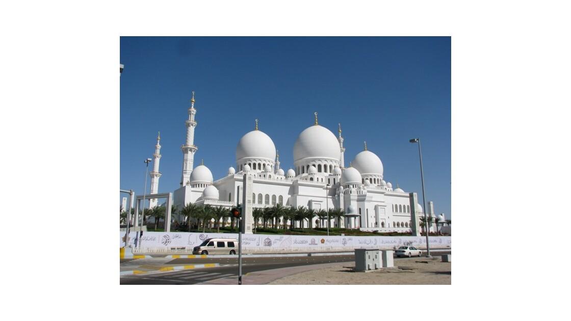 Mosquee Sheikh Zayed