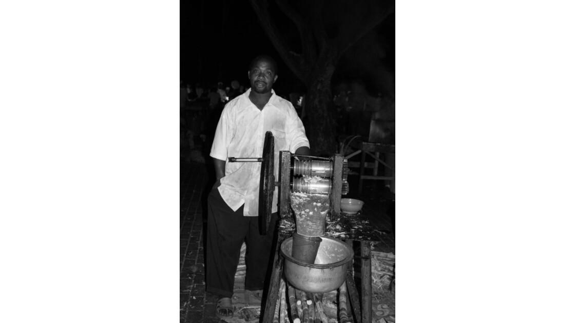 Zanzibar Stone-Town Portrait