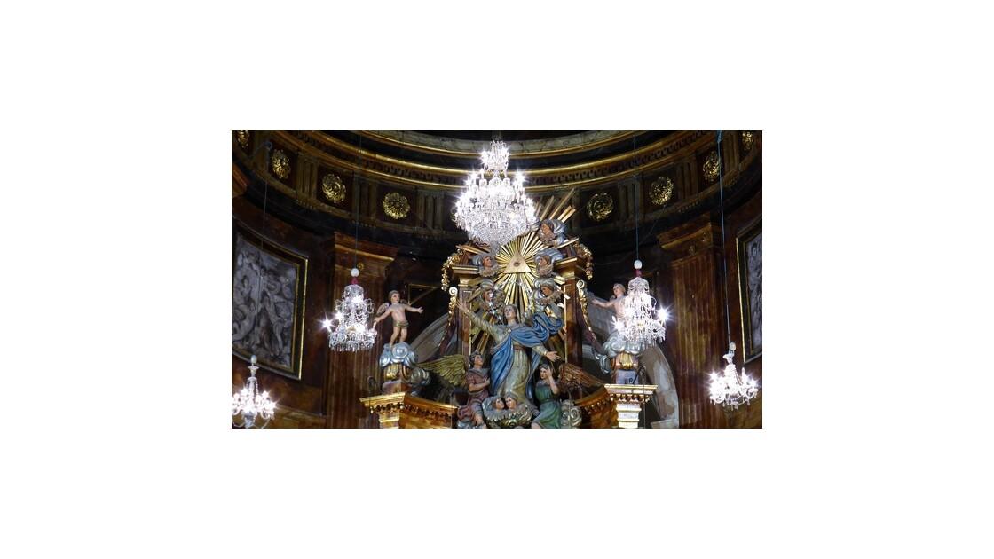 Cathédrale Mahon, Minorque