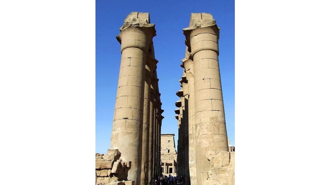 Luxor, Temple