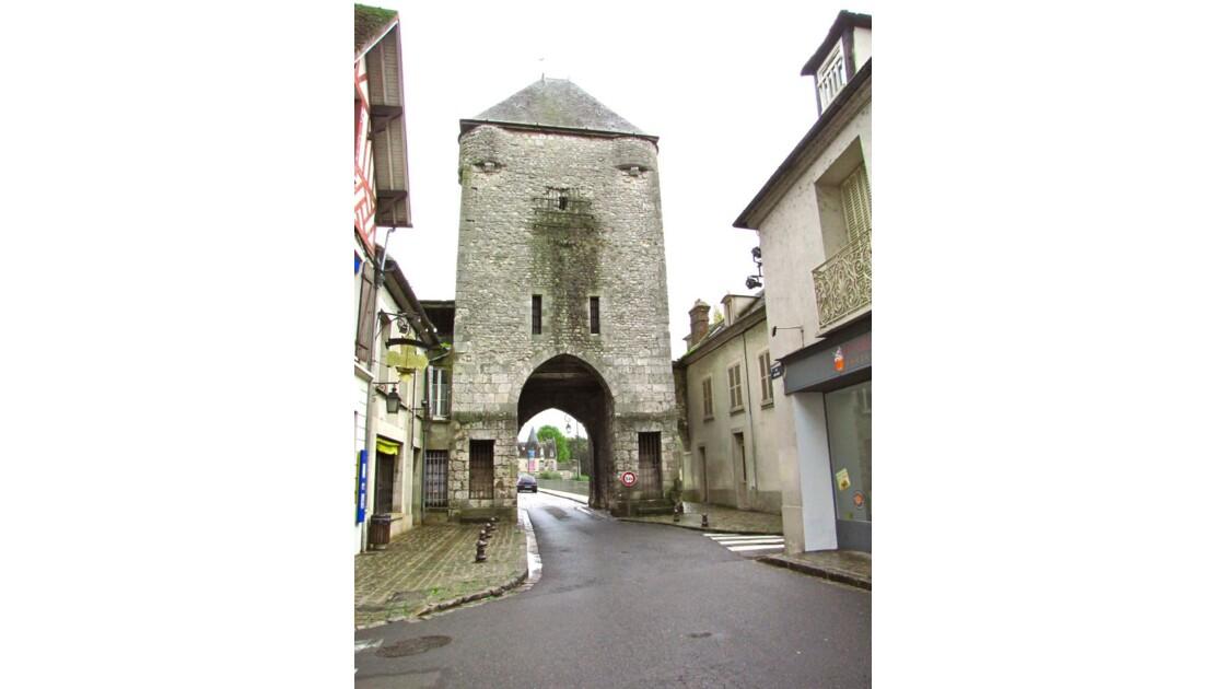 Porte de Bourgogne !