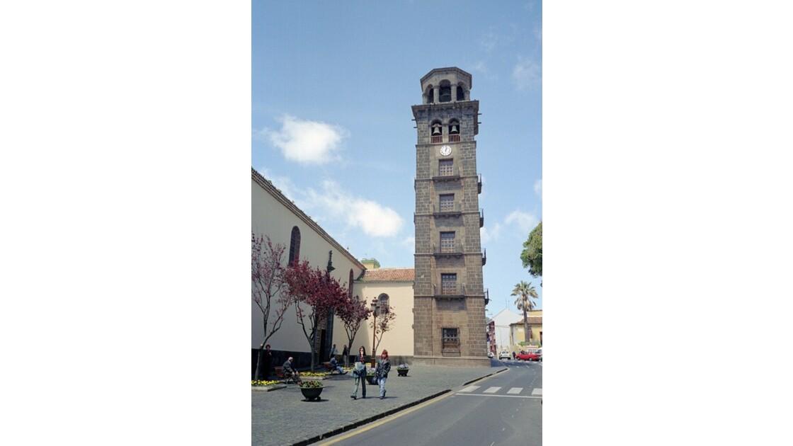 Tenerife La Laguna Église la Concepcion