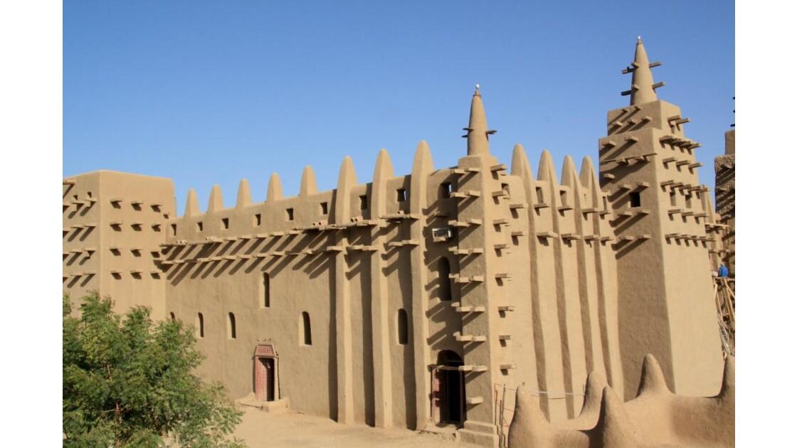 052Mali.Djenne. Mosquee