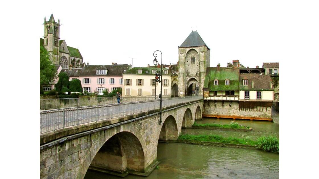 La porte de Bourgogne !