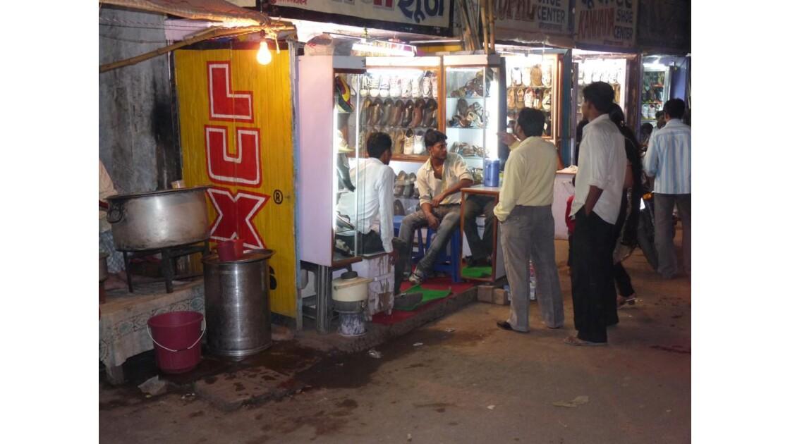 Benares promenade nocturne