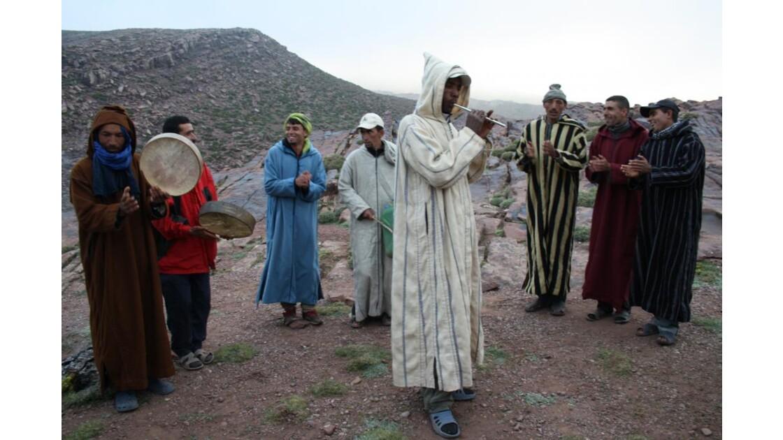 Chants traditionnels Amazigh