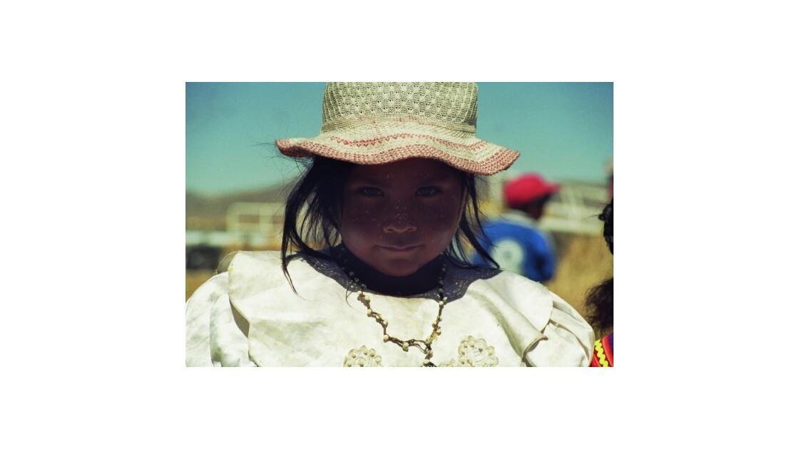 petite bolivienne