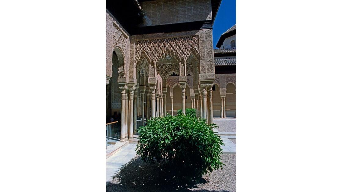 Grenade Alhambra Patio de los Leones