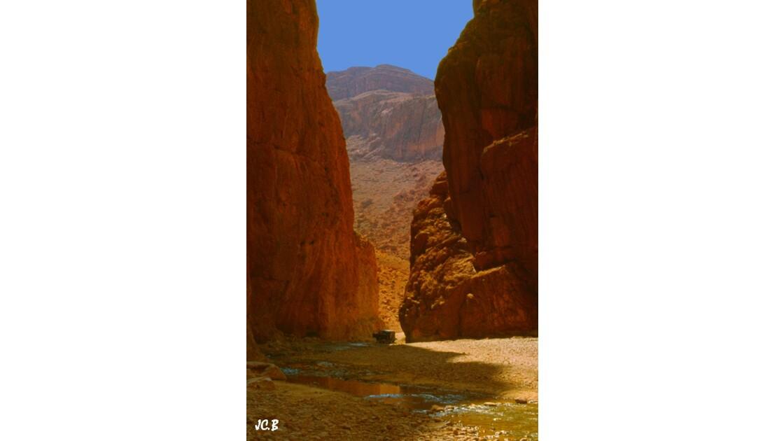 Gorges du Todra - Maroc
