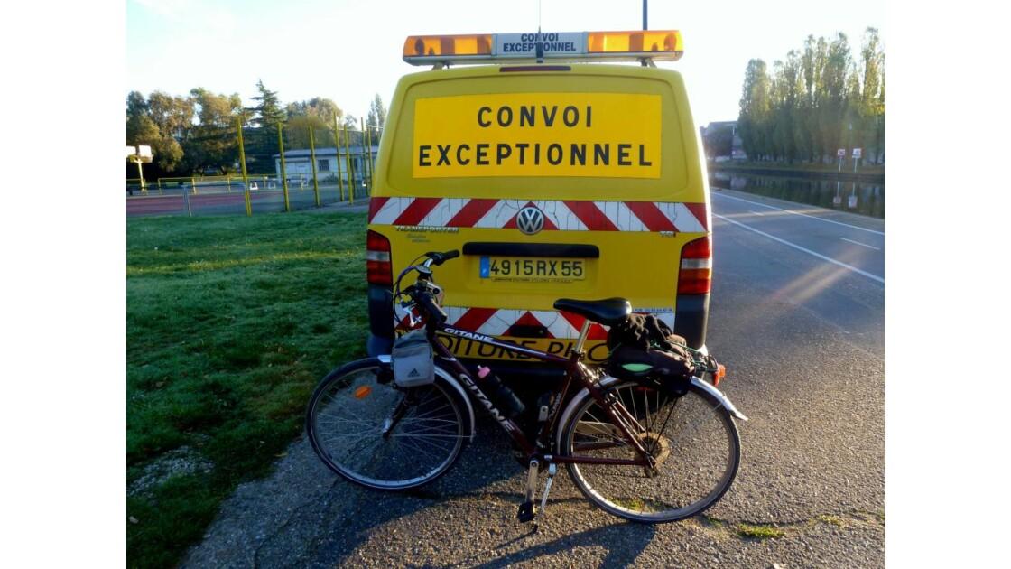 Le vélo de Drozd.......