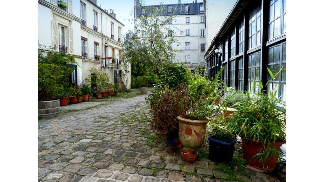 Cour pavée rue_de_Charenton