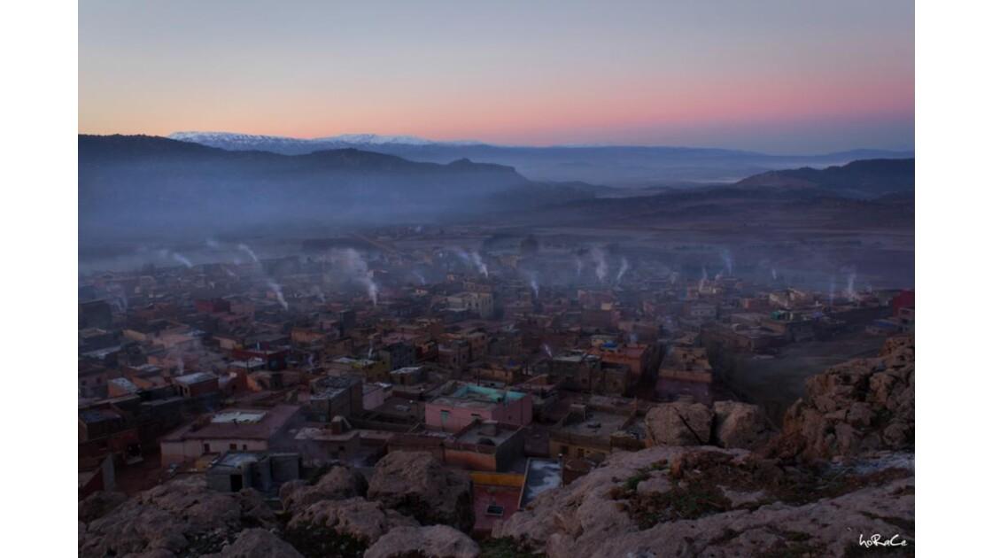 Sunrise @ Aghbala