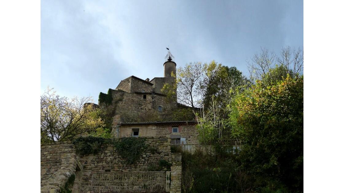 Le Marchidial, Champeix