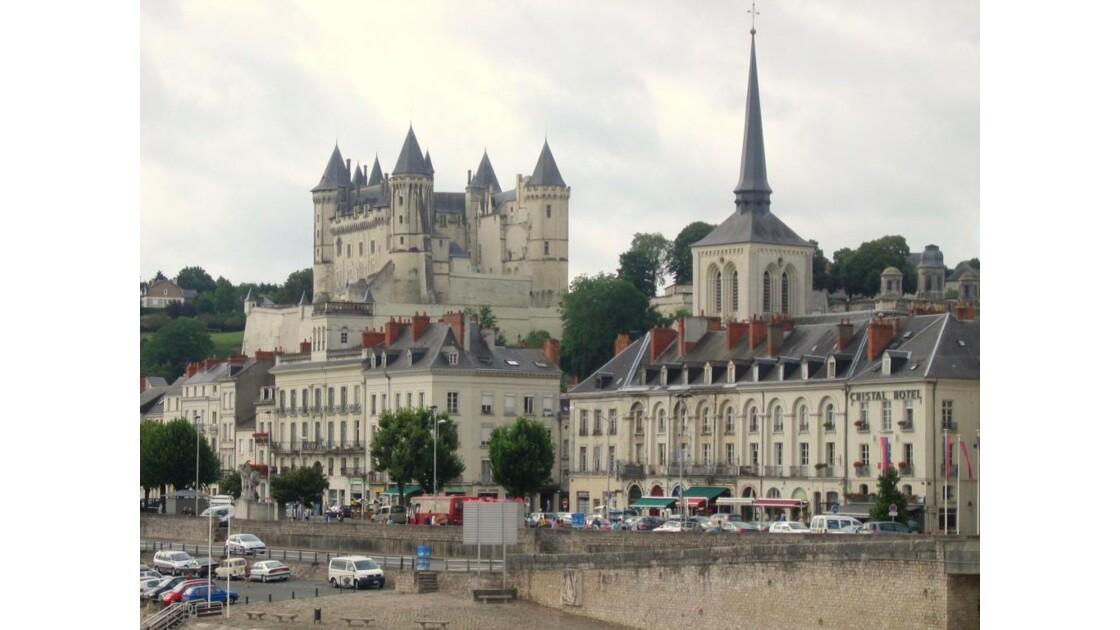 France Saumur Le Chateau