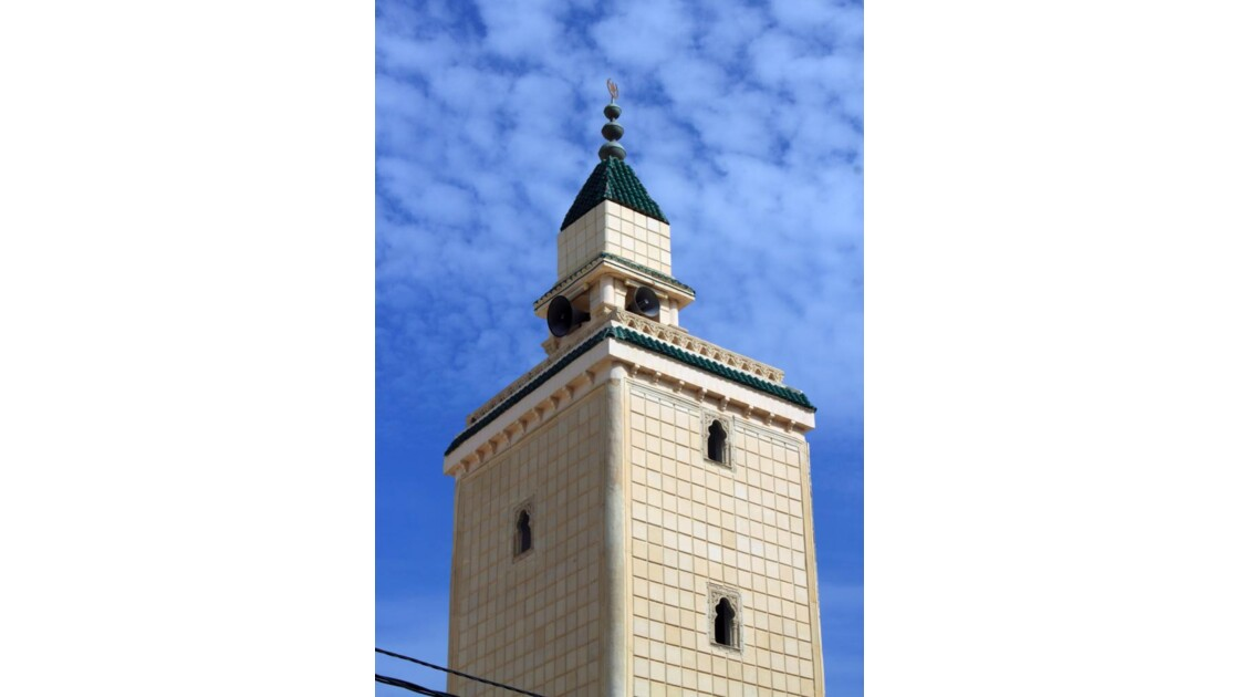 0299 - UNE MOSQUEE