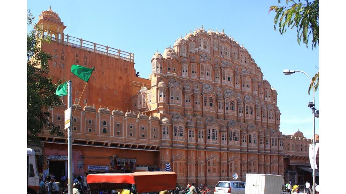 Hawa Mahal à Jaipur