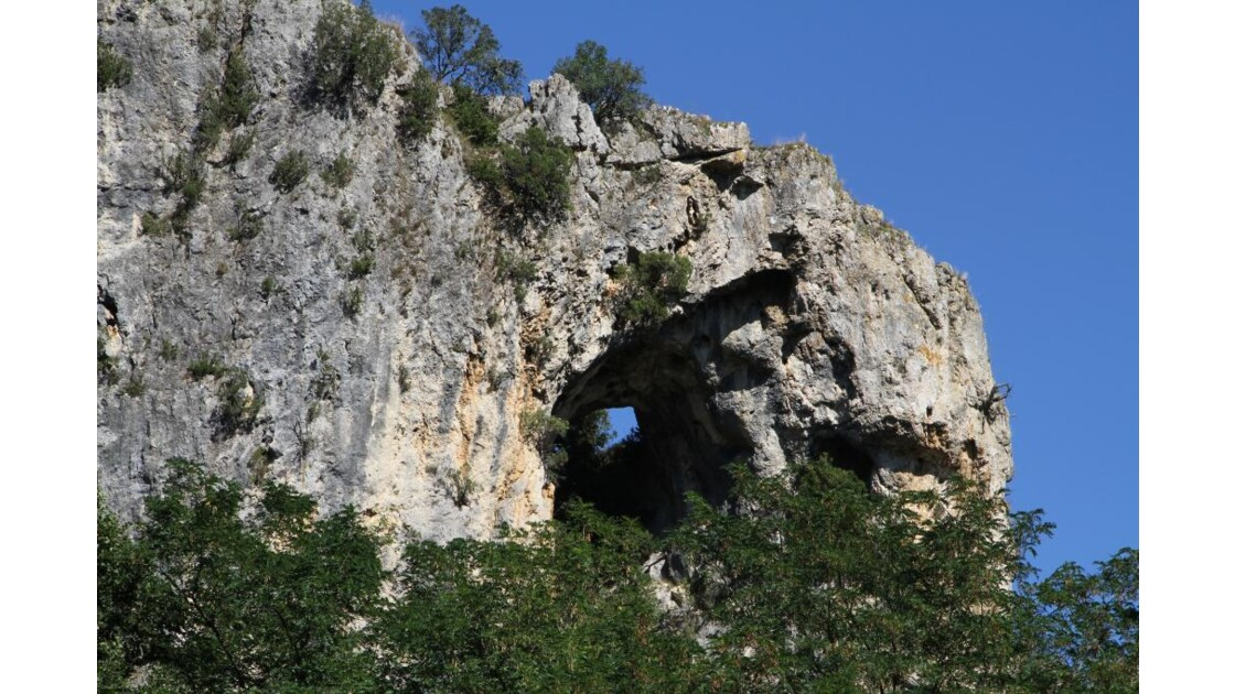 """""""Le Pont d'Arc ... (2)"""""""