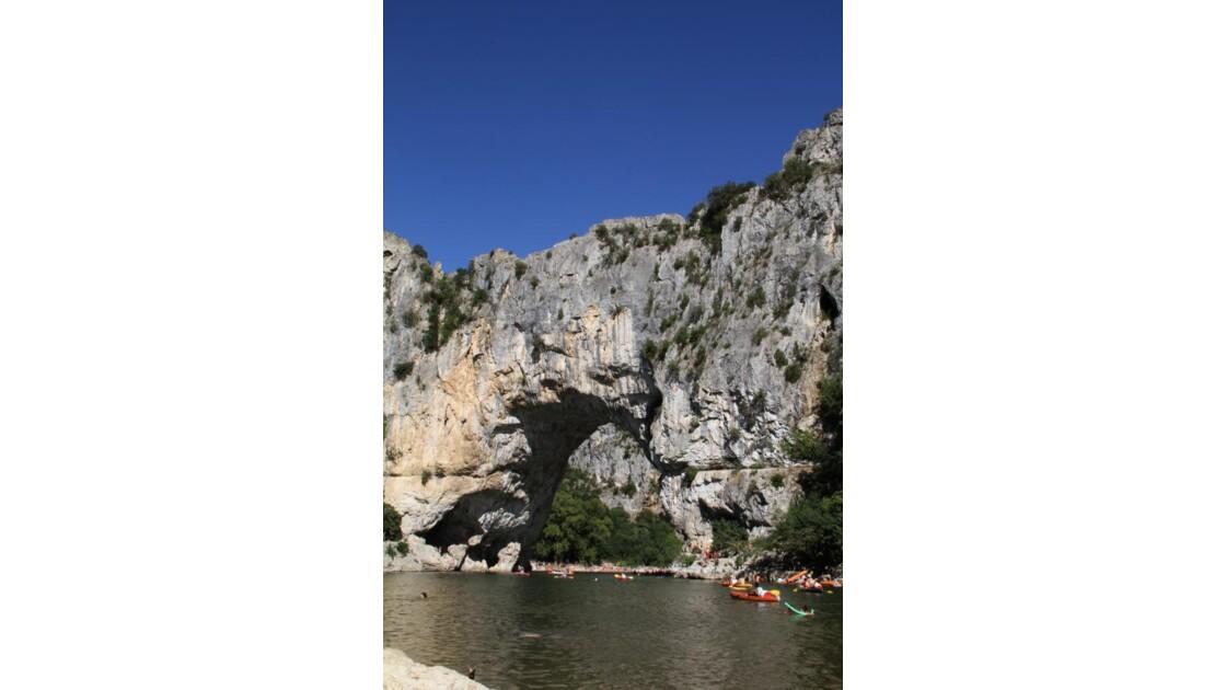 """""""Le Pont d'Arc ... (8)"""""""