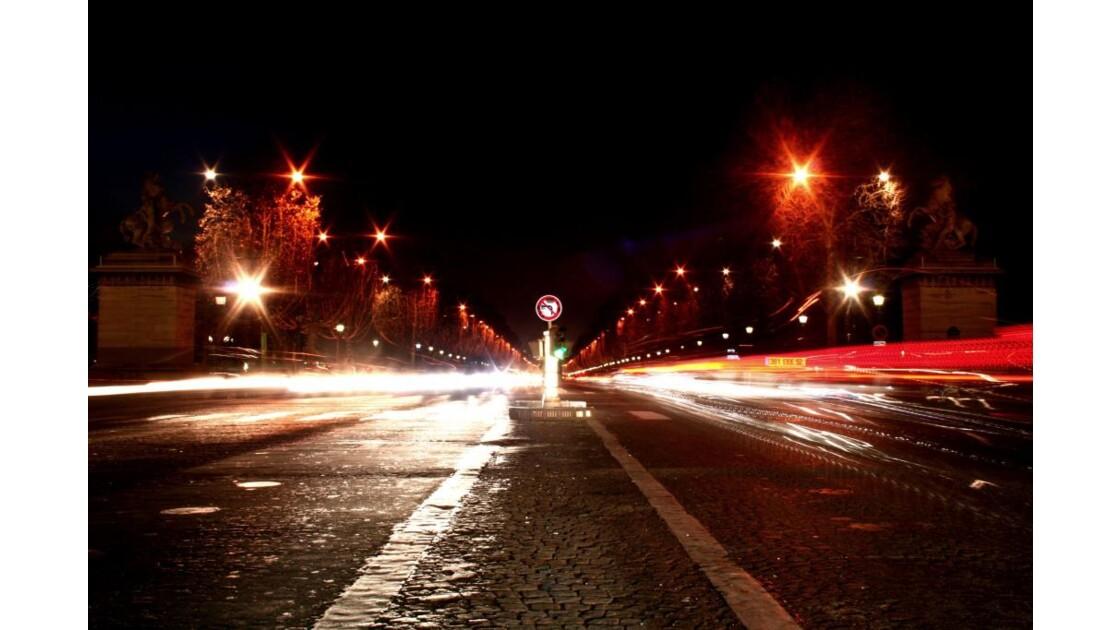 Paris - Trafic