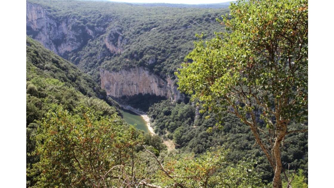 """""""Paysage d'Ardèche ...(2)"""""""
