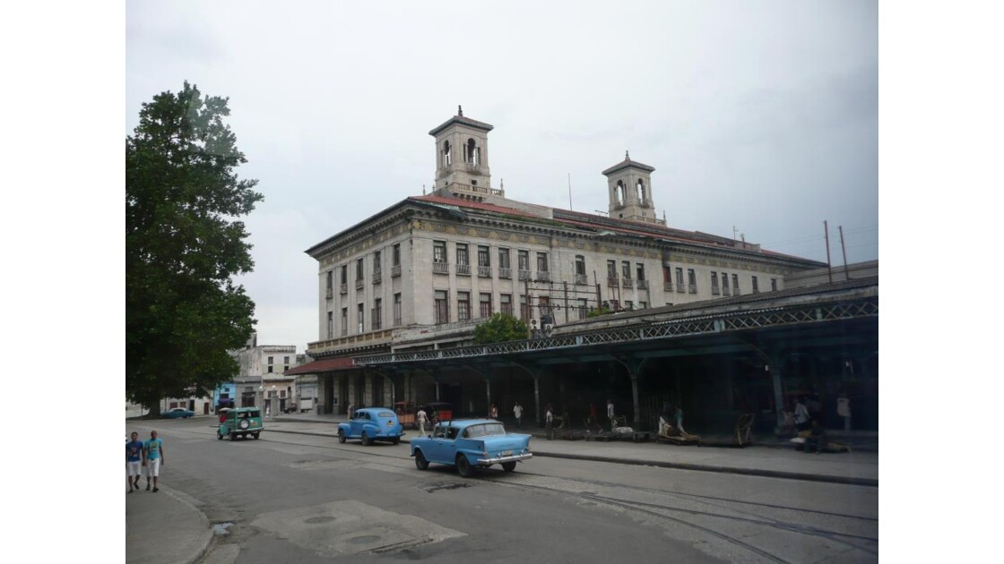 Gare de la Havane